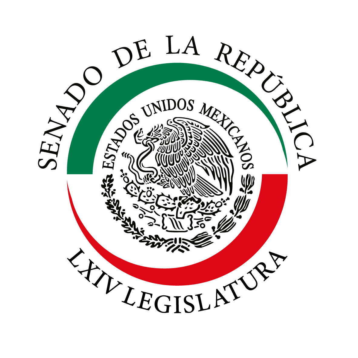 LOGOSENADO LXIV LEGISLATURA