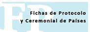 Fichas de Protocolo y Ceremonial de Países