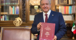 """Resumen de los apartados """"Política exterior: recuperación de los principios"""" y """"Migración: soluciones de raíz"""" del 1 Informe de Gobierno 2018-2019"""