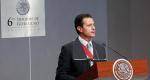 """Resumen del capítulo """"México con responsabilidad global"""" en el sexto informe de gobierno del presidente Enrique Peña Nieto."""