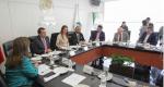 Reunión del personal Diplomático propuesto por el Titular del Ejecutivo Federal ante Comisiones de Relaciones Exteriores y de Relaciones Exteriores Asia Pacífico.