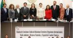 Reuniones de las Comisiones de Relaciones Exteriores y Relaciones Exteriores Organismos Internacionales con el Secretario de Medio Ambiente y Recursos Naturales, Rafael Pacchiano Alamán