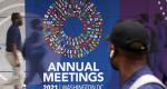 Reuniones anuales del Grupo Banco Mundial y del Fondo Monetario Internacional