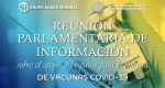 Reunión virtual de la red Parlamentaria del Banco Mundial y el Fondo Monetario Internacional