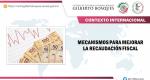 Mecanismos para mejorar la recaudación fiscal