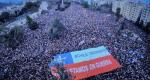 Chile: movimientos sociales contra el aumento de tarifas del metro de Santiago