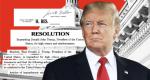 Proceso de Impeachment contra el presidente de Estados Unidos, Donald Trump.