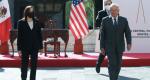 Kamala Harris, Vicepresidenta de Estados Unidos, visita México