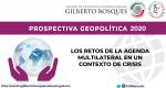 Los retos de la agenda Multilateral en un contexto de crisis