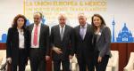 """Conferencia Internacional """"La Unión Europea en México, un nuevo puente transatlántico"""""""