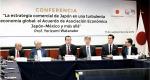 """Conferencia magistral """"La estrategia comercial de Japón en una turbulenta economía global: el acuerdo de asociación económica Japón-México y más allá"""""""